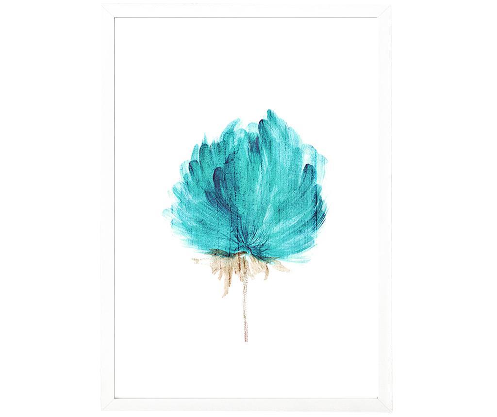 Tablou Annalise Blue 24x29 cm