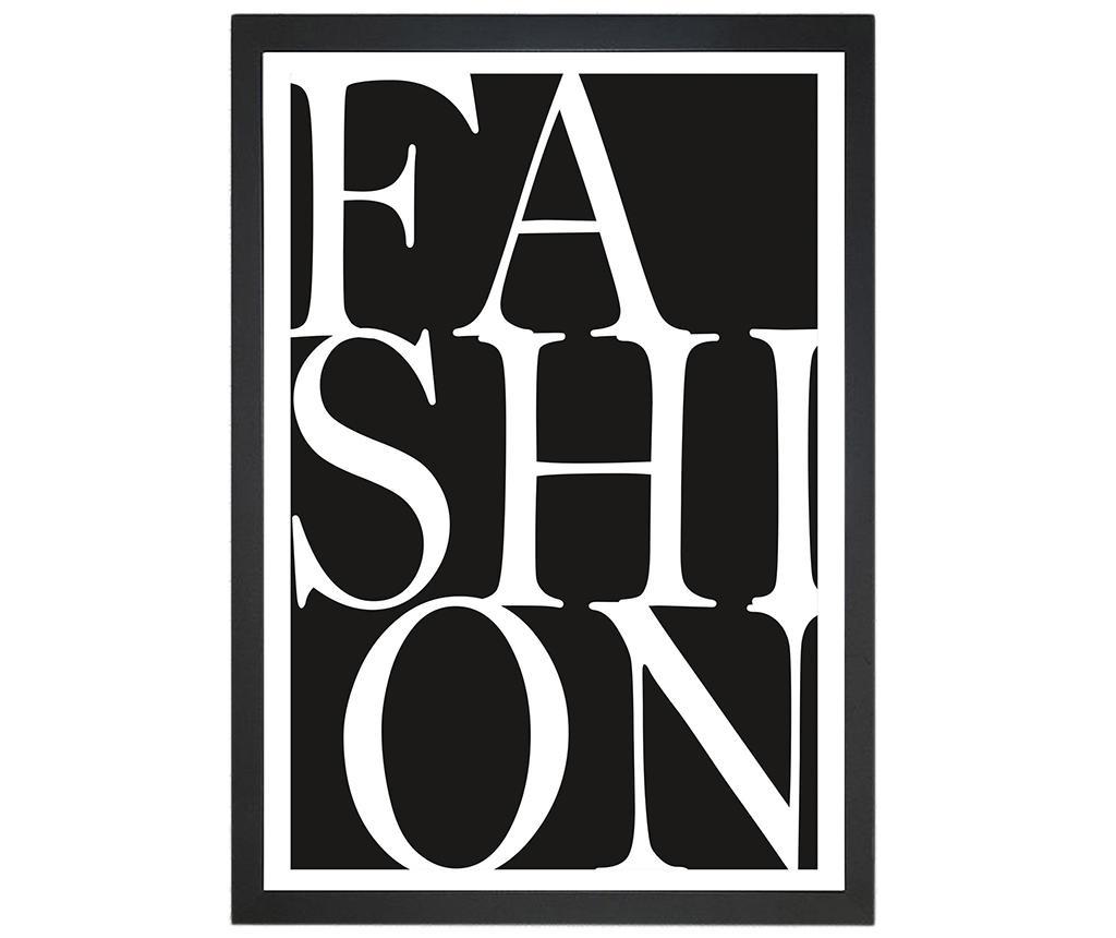 Tablou Fashion 24x29 cm