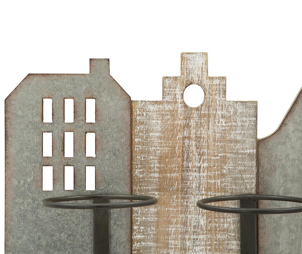 Suport de perete pentru sticle City
