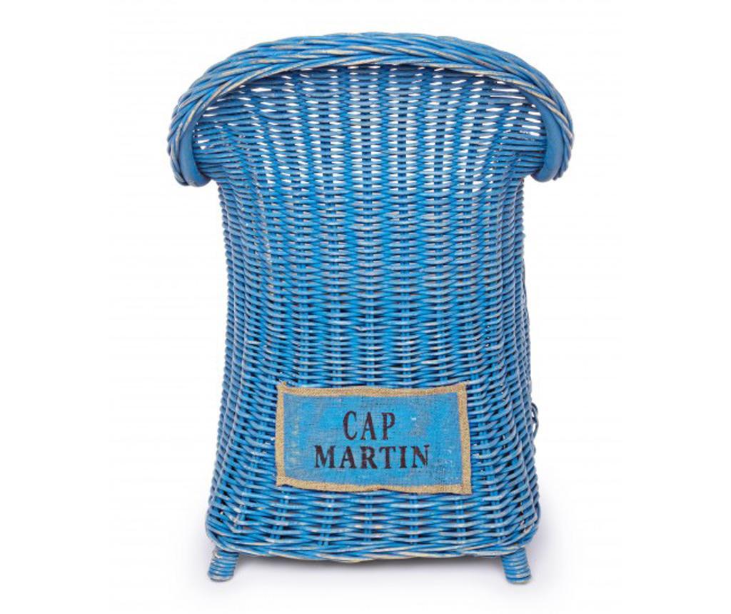 Vrtni fotelj Martin Blue