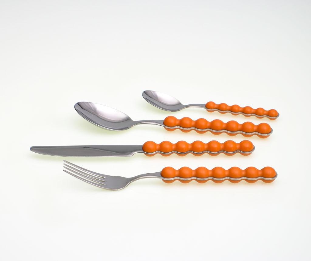 Odeon Orange 24 darabos Evőeszköz készlet