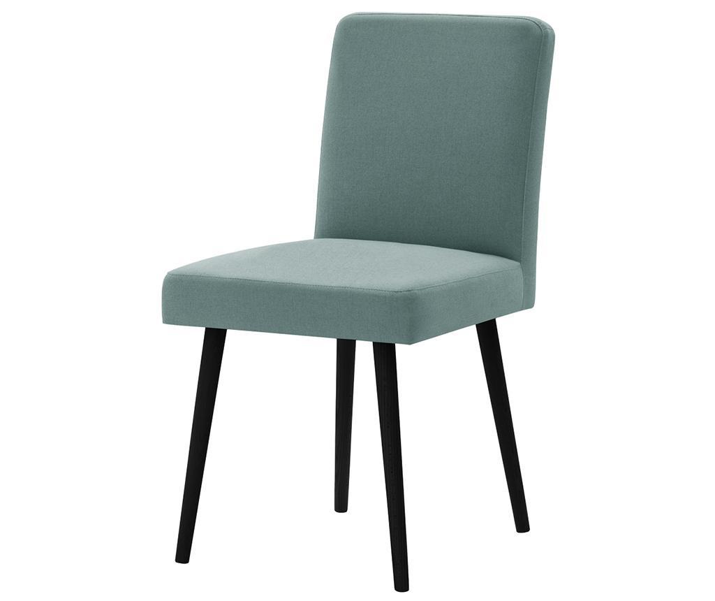 Set 2 scaune Fragrance Light Green Noir