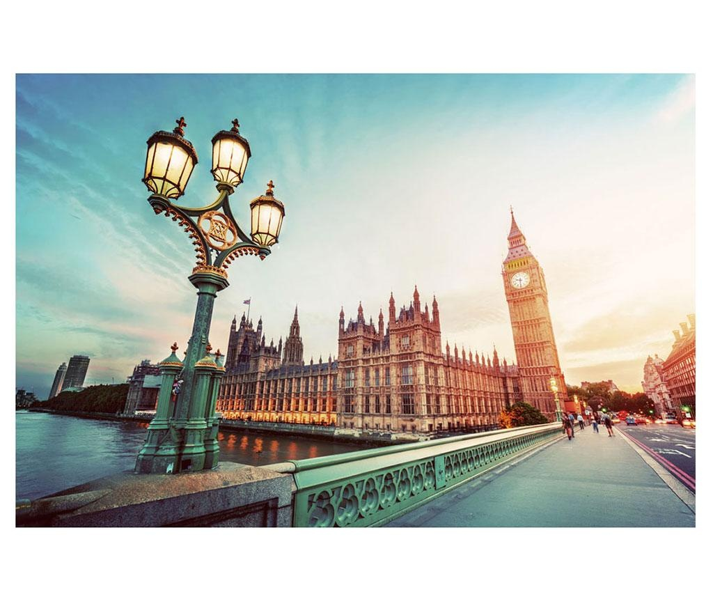 Slika Gallery London View 80x120 cm