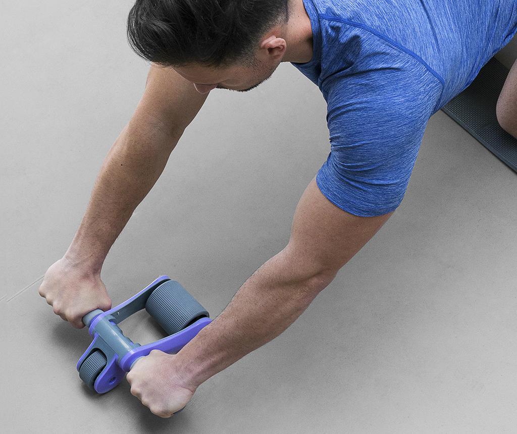 Zložljiv valj za trebušne mišice BTK Pro