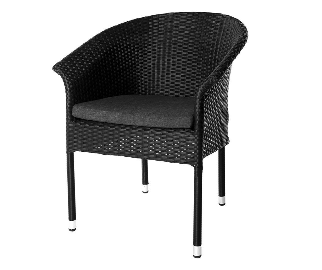 Krzesło Lois Black
