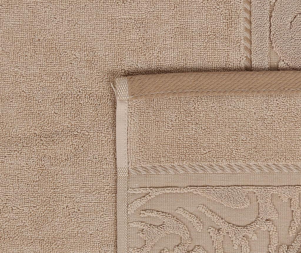 Sultan  Beige 2 db Fürdőszobai törölköző 50x90 cm