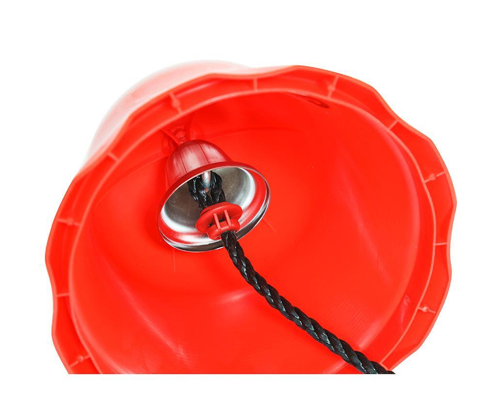 Clopot de jucarie Bell Red