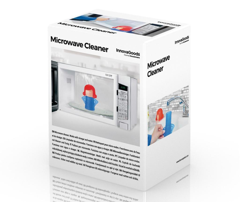 Mikrohullámú sütő tisztító készülék