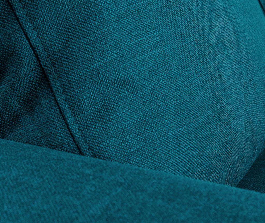 Coltar extensibil dreapta Iris Turquoise