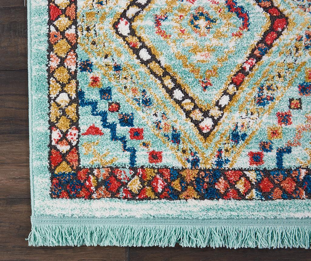 Tepih Navajo Aqua 119x188 cm