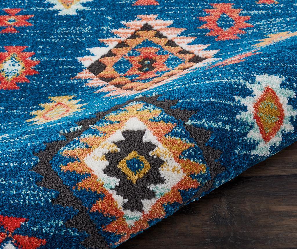 Dywan Navajo Blue 119x188 cm