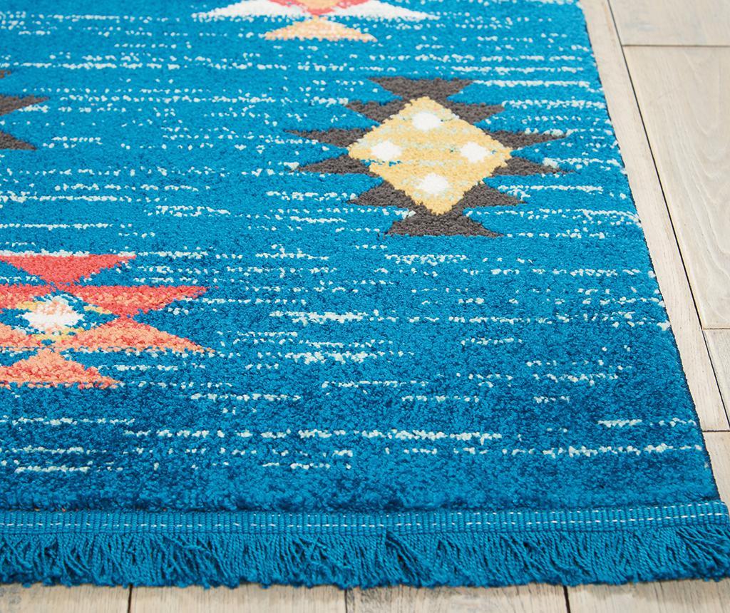 Tepih Navajo Blue 119x188 cm