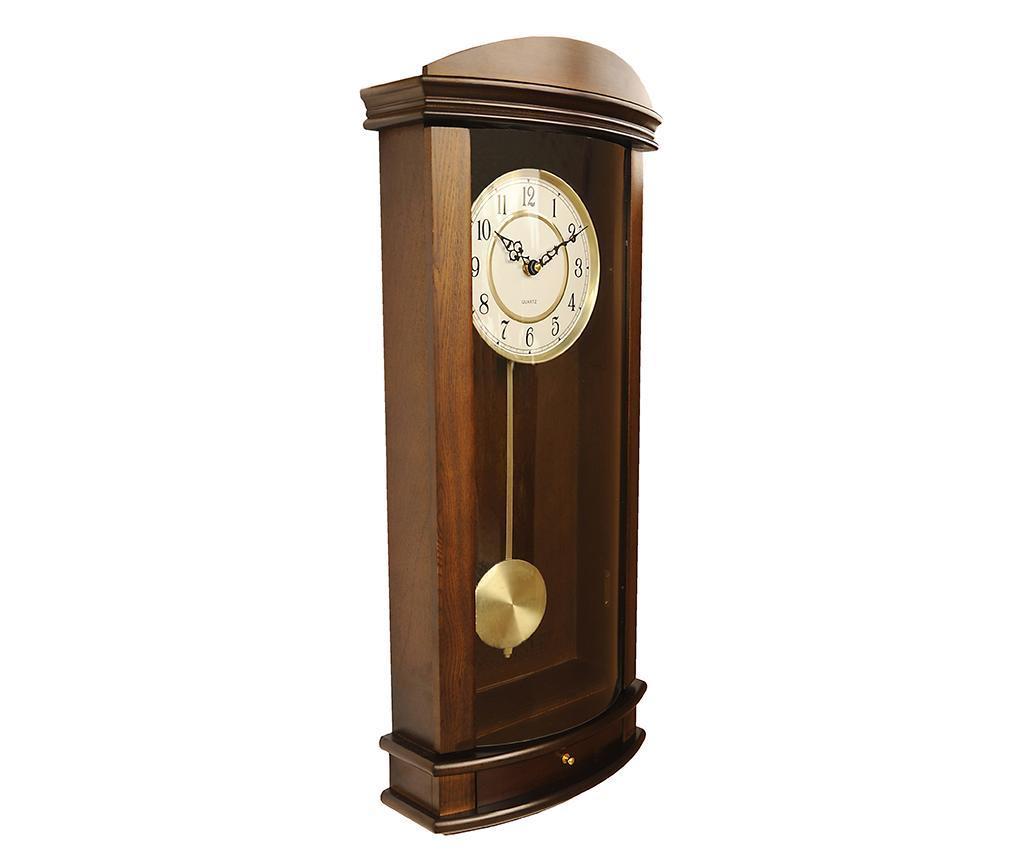 Zegar ścienny z wahadłem Paloma