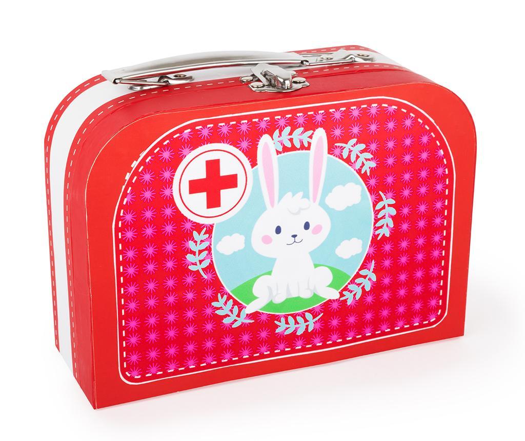 Trusa medicala de jucarie Kit Rabbit
