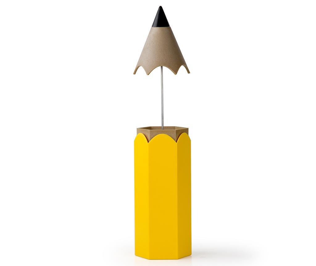 Dinsor Yellow Tartó irodai kellékeknek