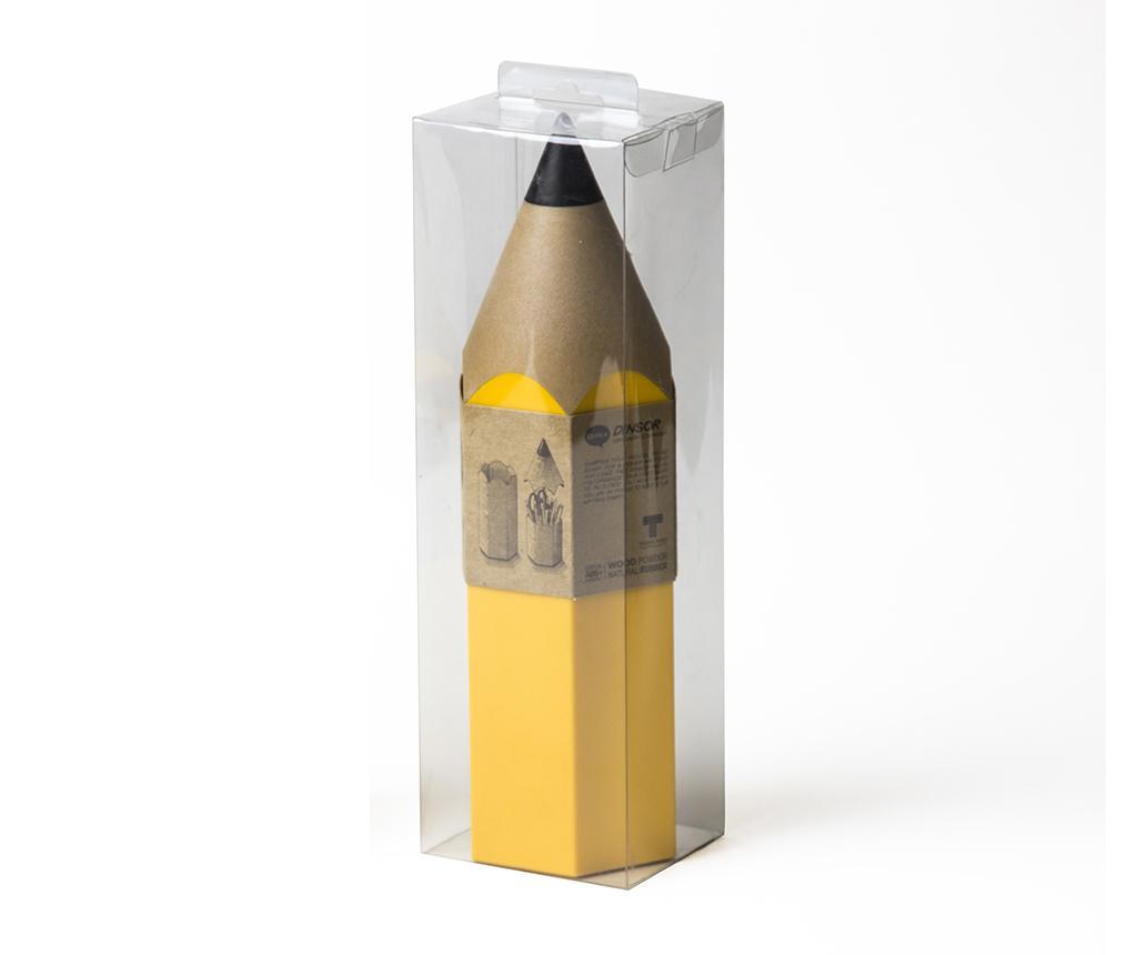 Suport pentru accesorii de birou Dinsor Yellow