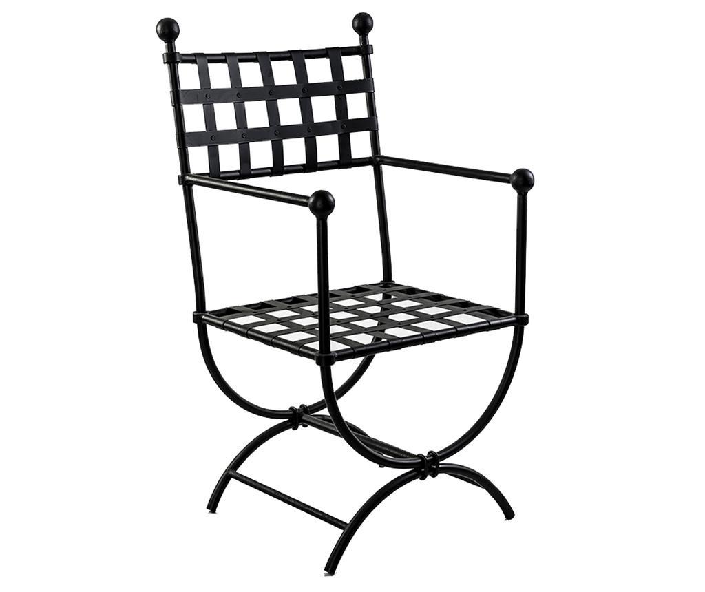 Krzesło ogrodowe Ilko