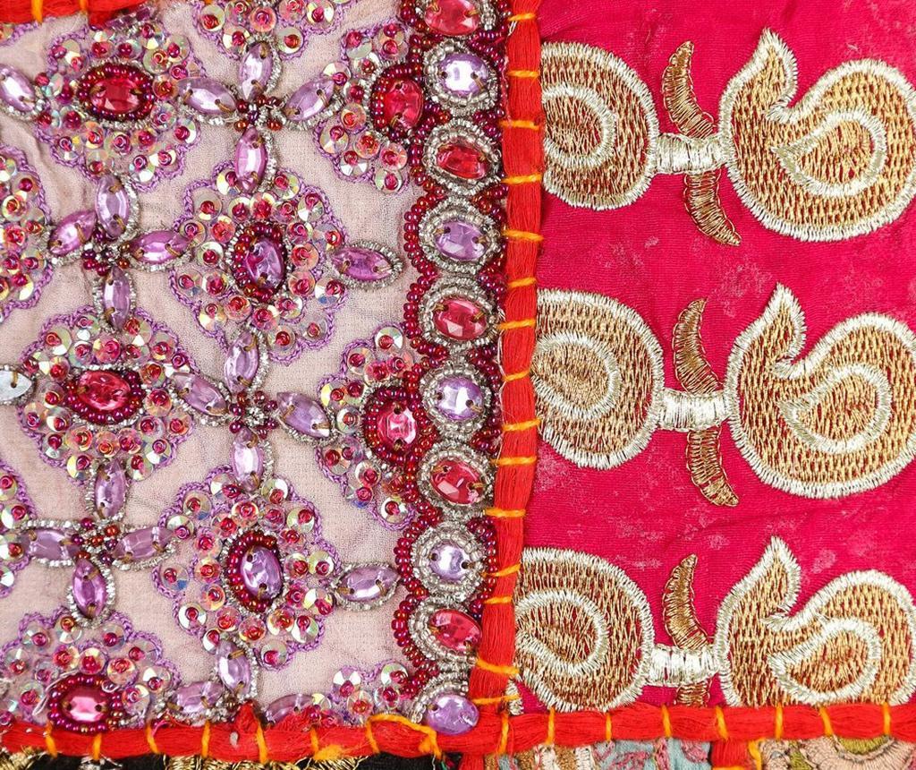 Perna decorativa Ethnic Multicolour 50x50 cm