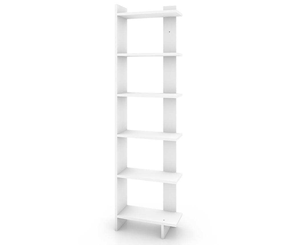 Corp biblioteca Order White