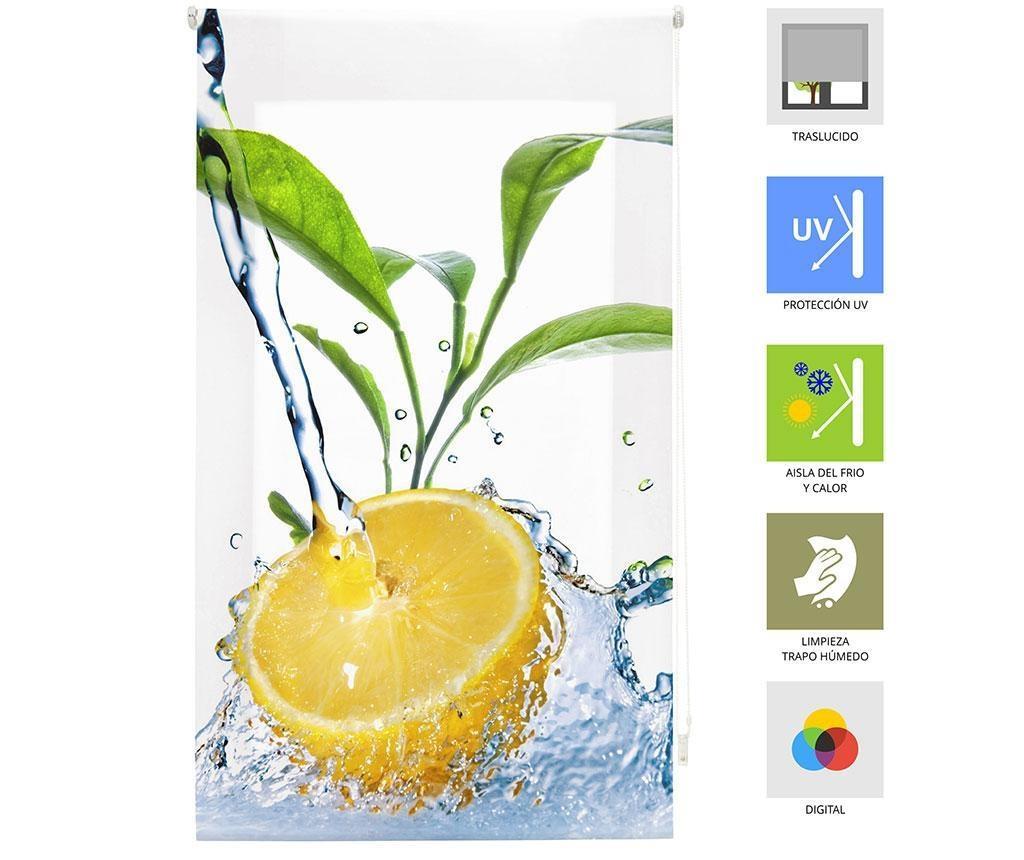 Rolo zavesa Lemon Freshness 80x180 cm