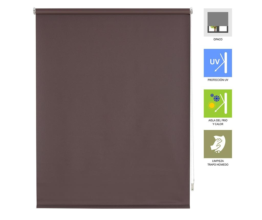 Rolo zavesa Blackout Brown 180x230 cm