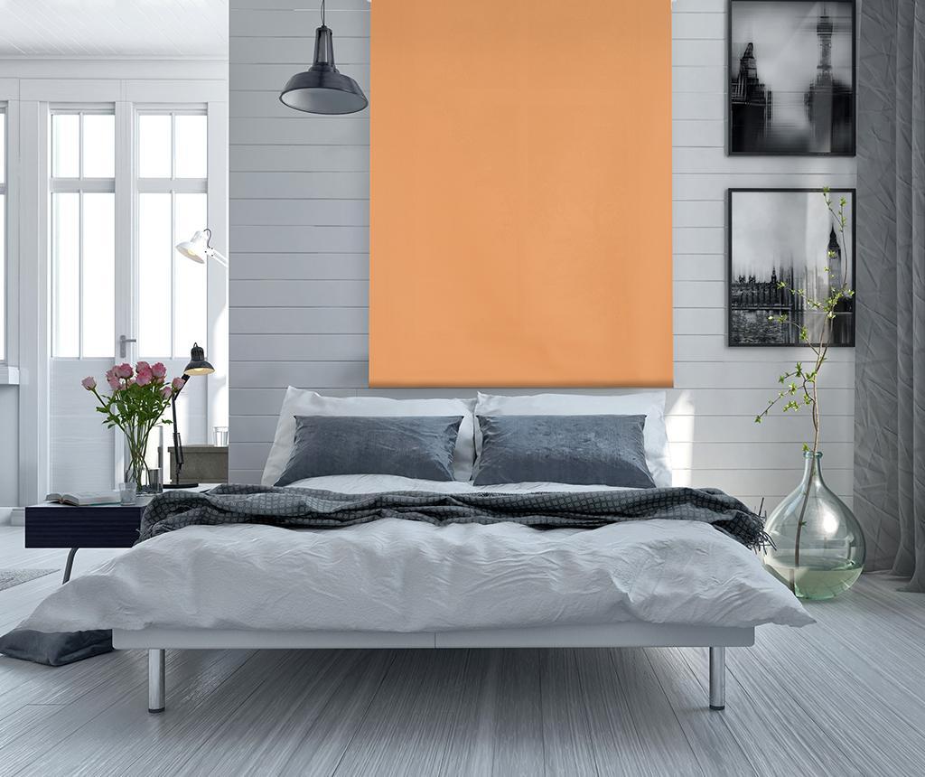 Щора тип руло Blackout Orange 140x230 см