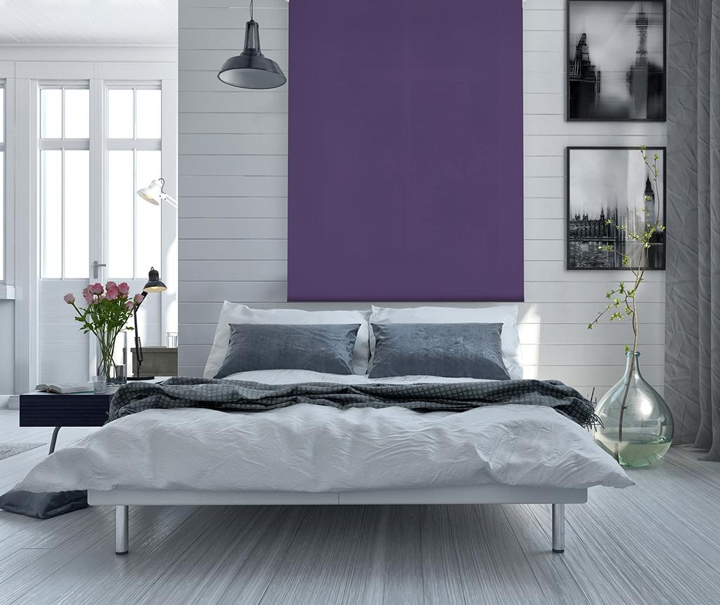 Στόρι ρολό Blackout Violet 140x175 cm