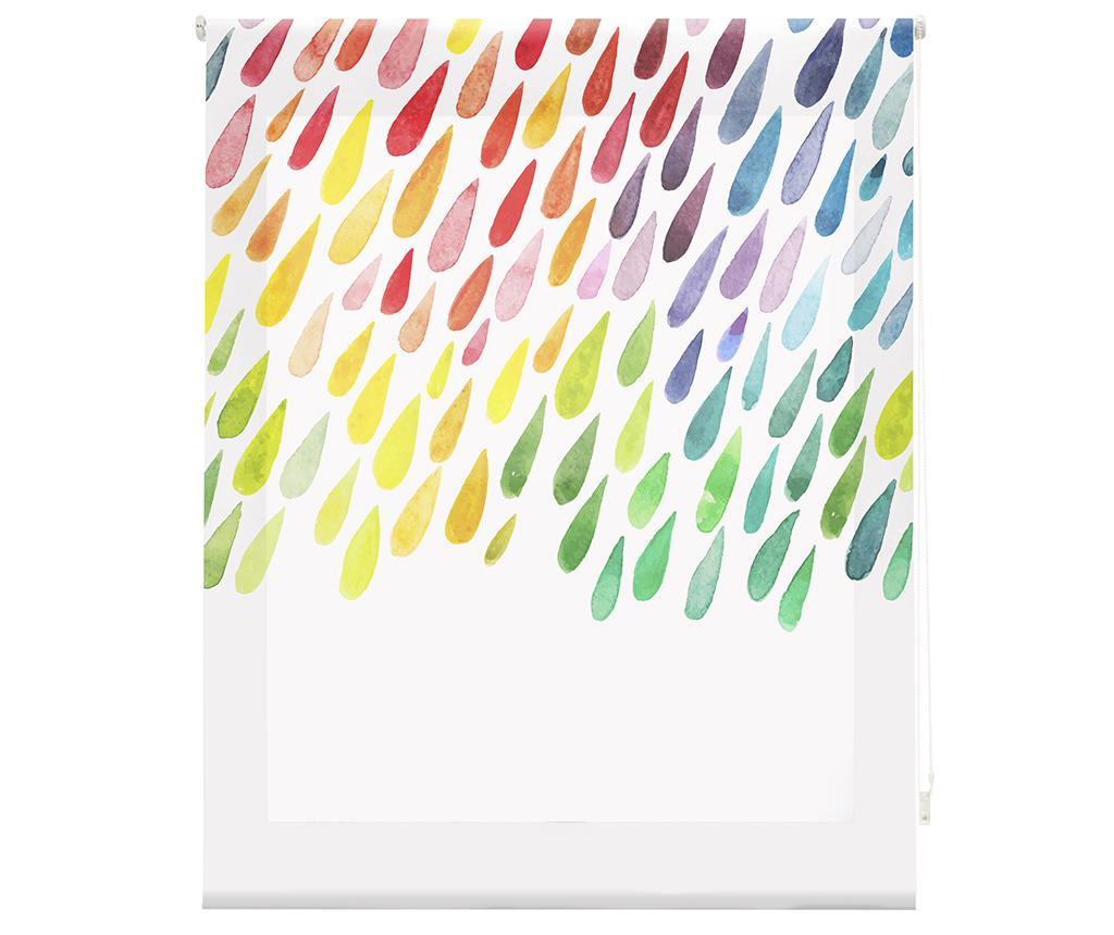 Στόρι ρολό Colorful Drops 140x180 cm
