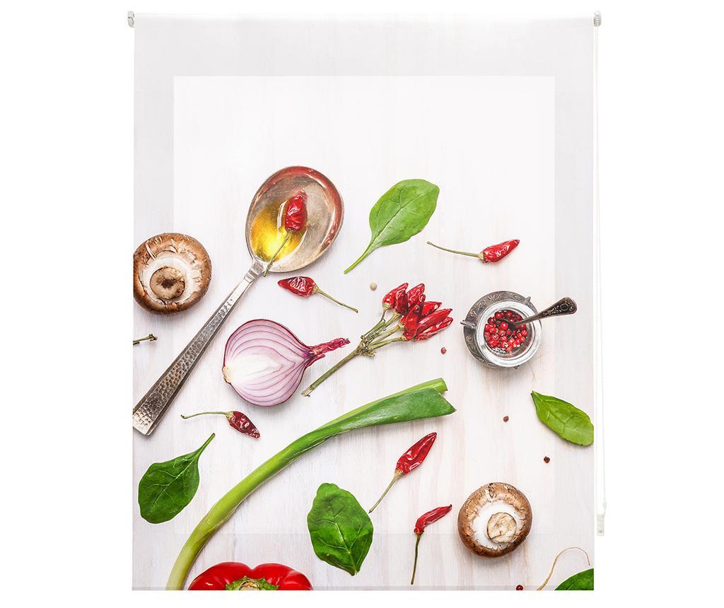 Rolo zastor Spices & Flavours 120x250 cm