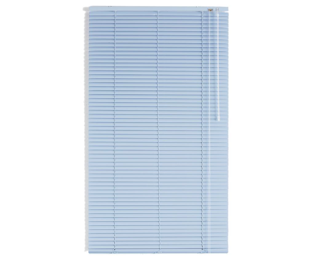 Venetian Aluminum Azul Reluxa 90x180 cm
