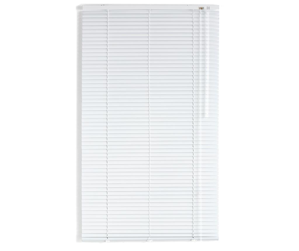 Venetian Aluminum White Reluxa 80x250 cm