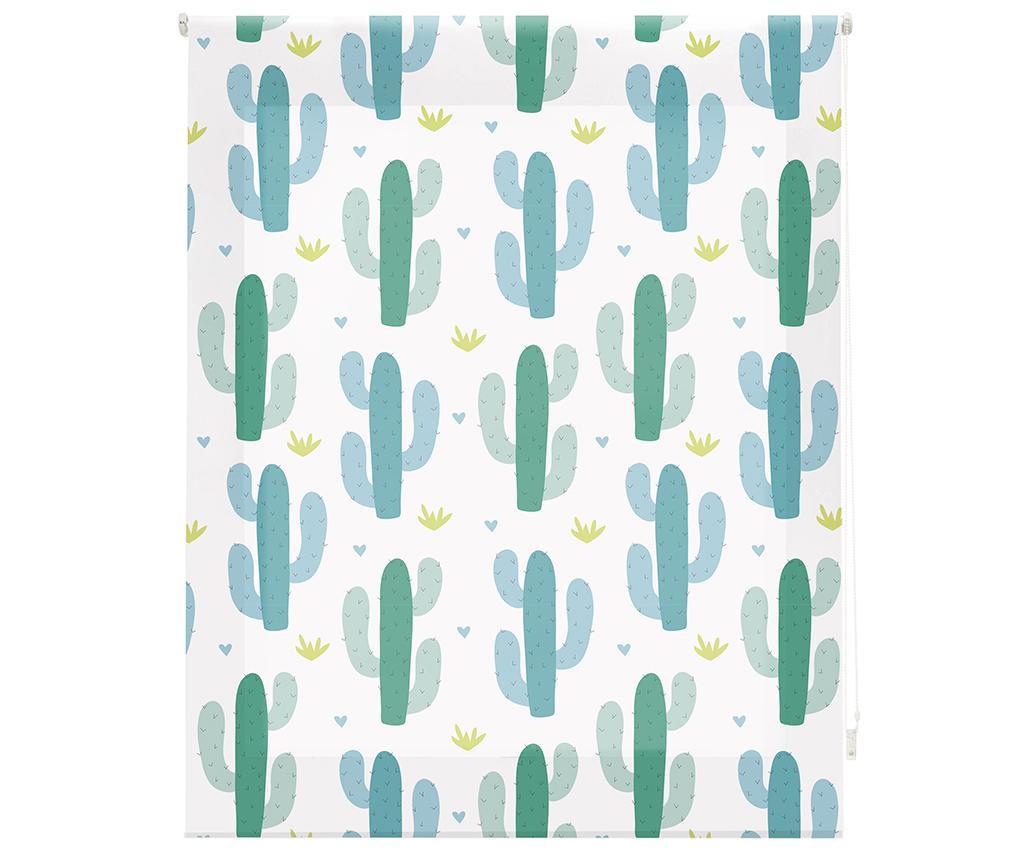 Cactus Pattern Roletta 140x180 cm