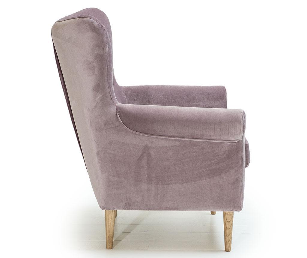 Fotelj Amelie Powder Pink