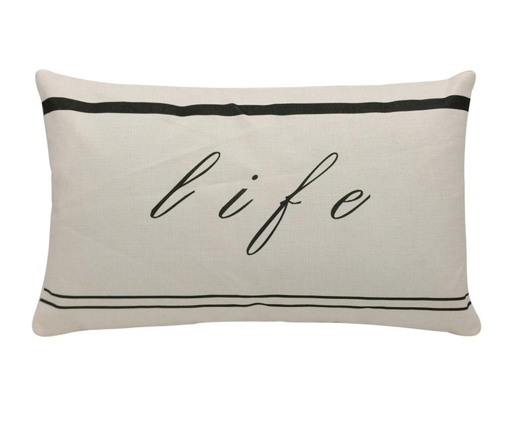 Perna decorativa Life 30x50 cm