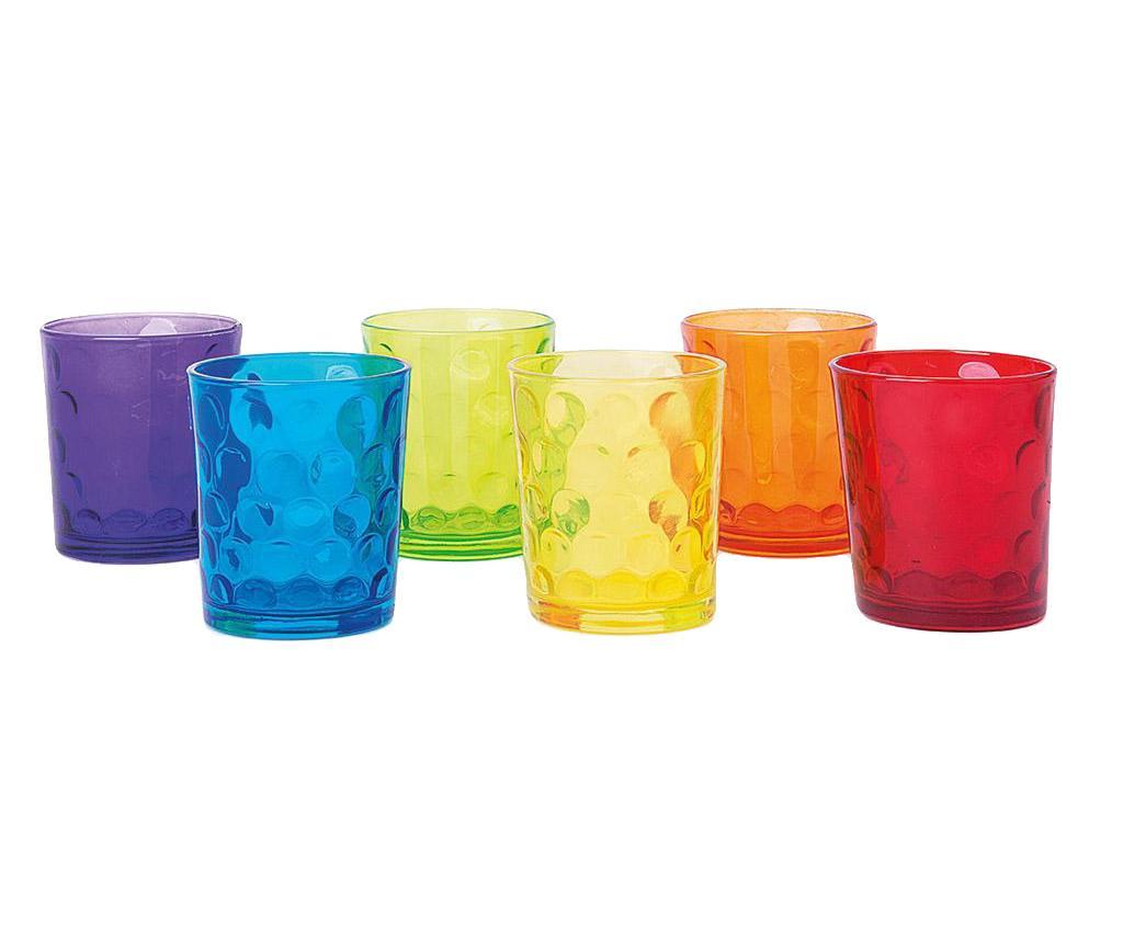 Set 6 čaša Dallas 260 ml