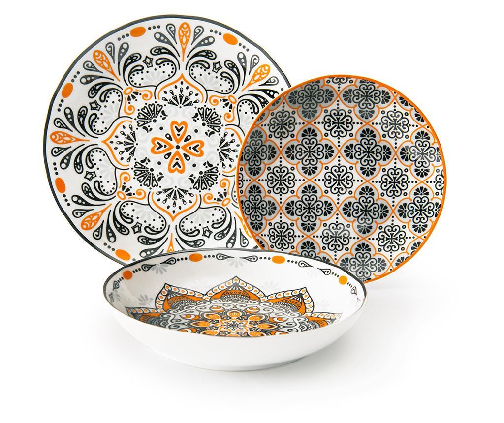 18-dijelni servis za jelo Roma