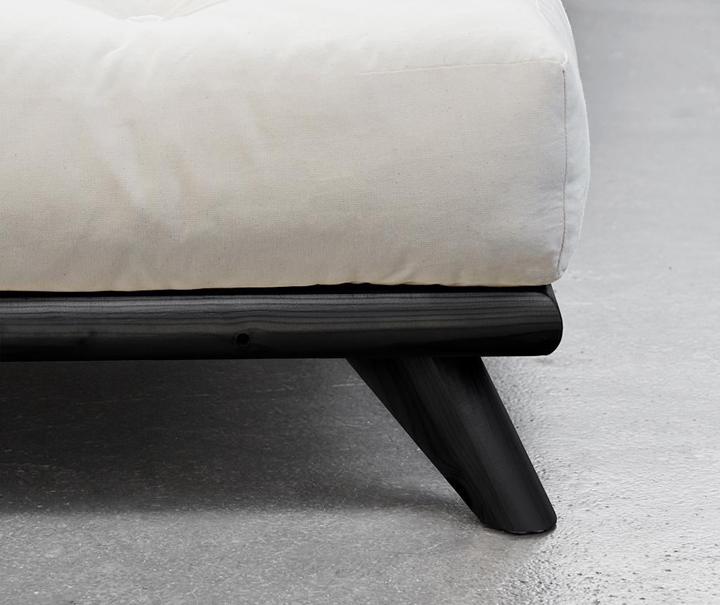 Pat Senza Black 140x200 cm