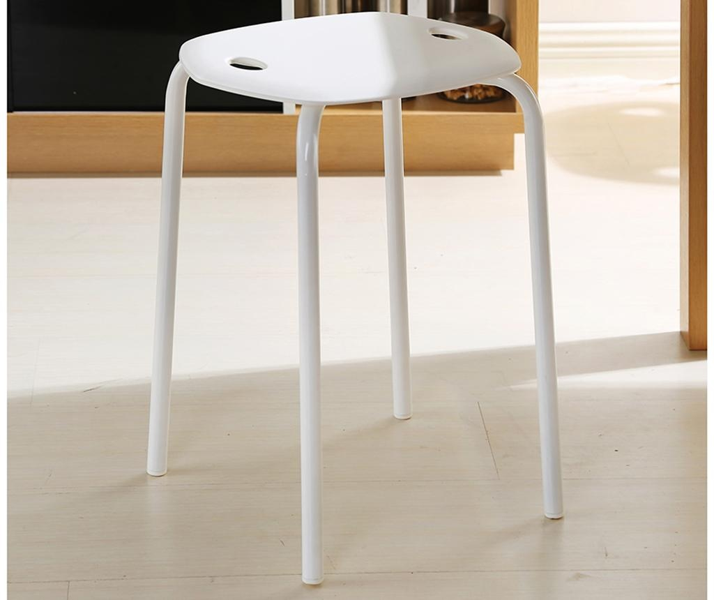 Židlička Keen White