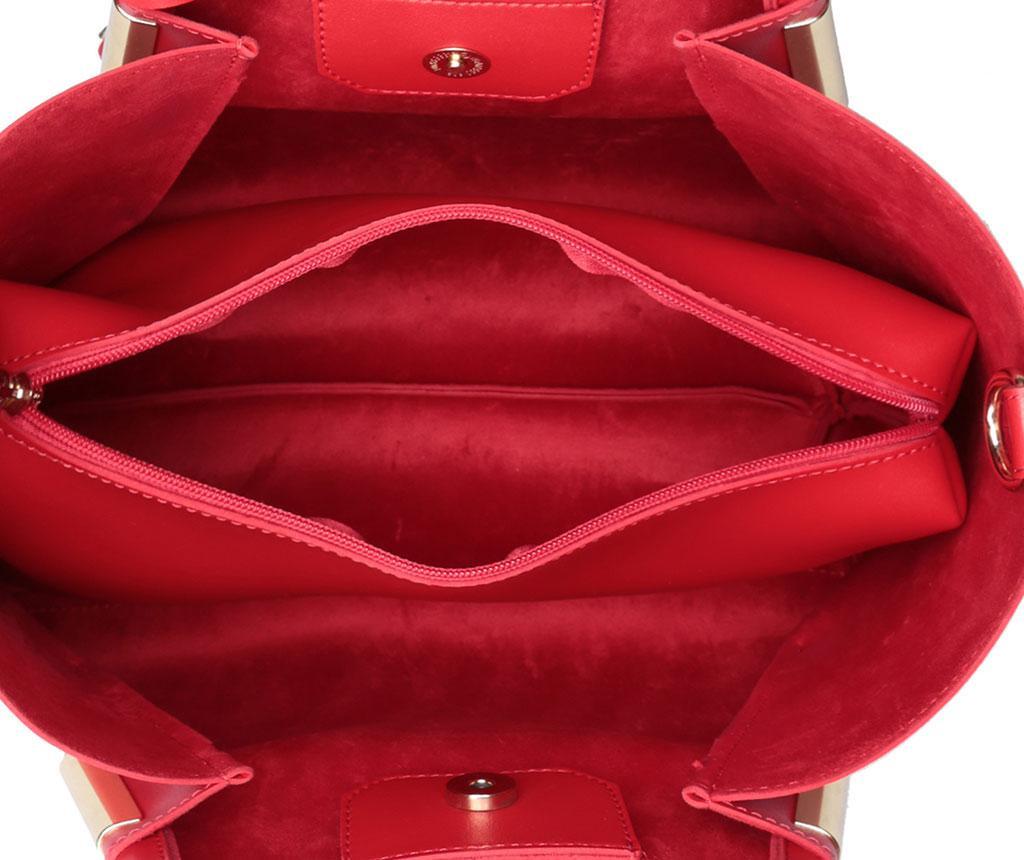 Geanta Farrah Red