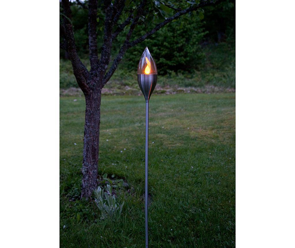 Solarna svetilka Olympos Silver