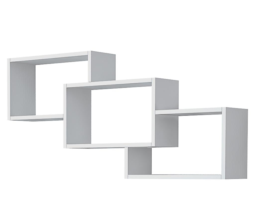 Raft de perete Pompiliu White
