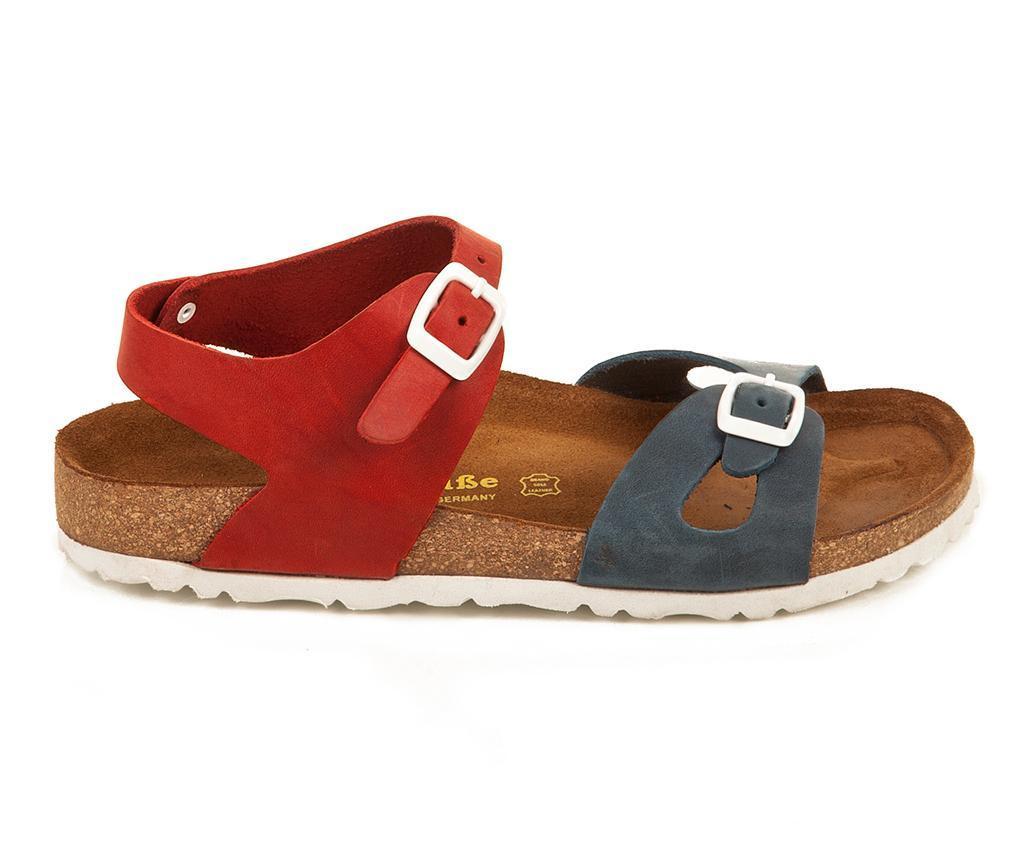 Sandale copii Bady Navy Red 32