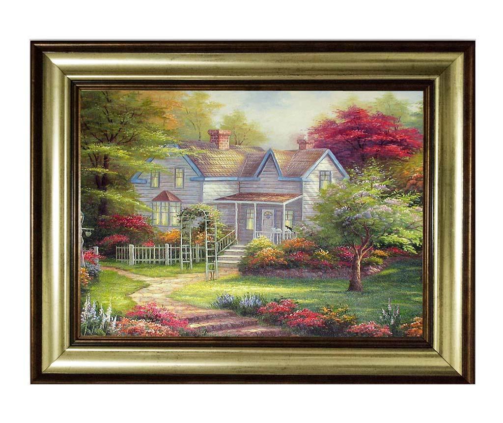 Tablou Dream House 40x50 cm