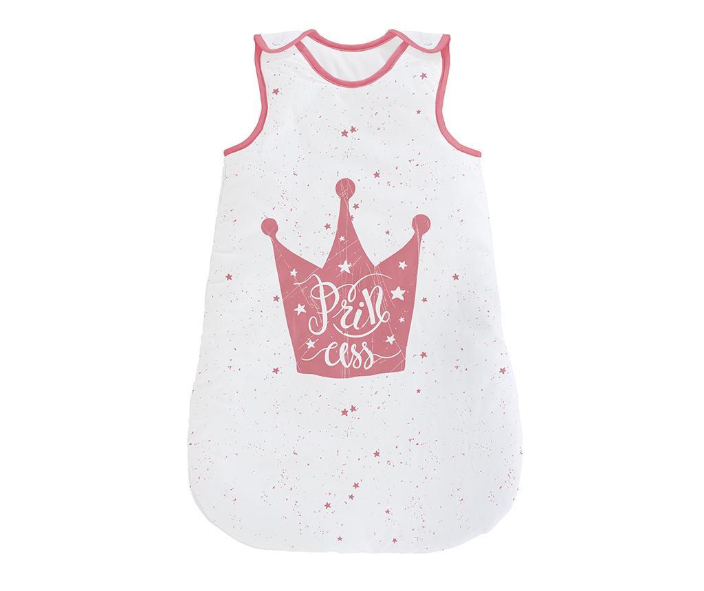 Sac de dormit pentru copii Princess Pink 0-6 luni