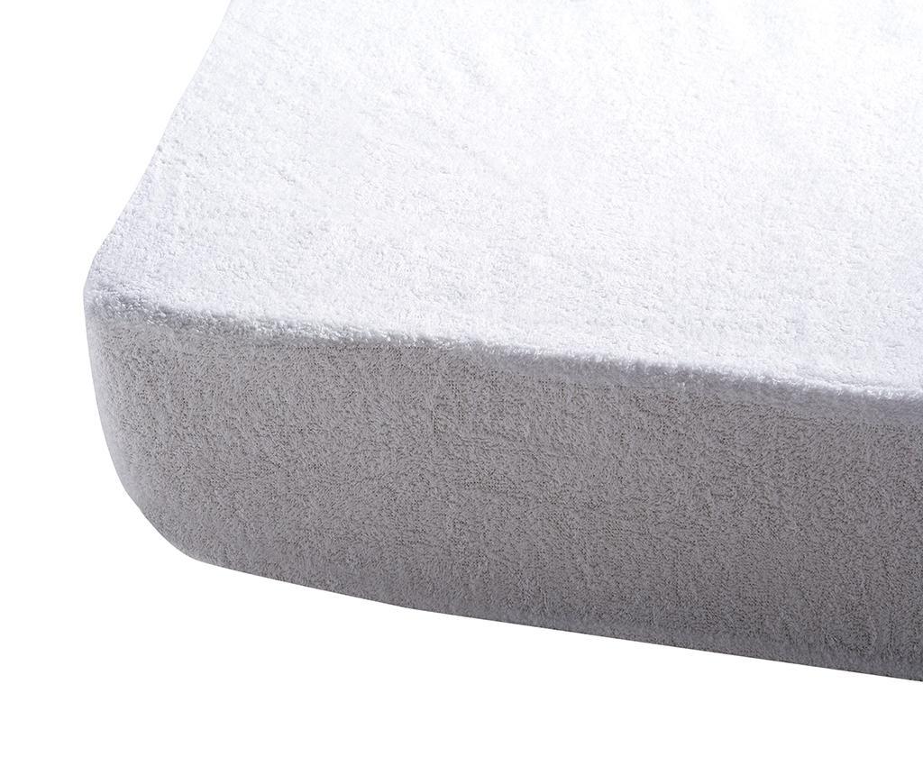 Plain White Matracvédő 50x80 cm
