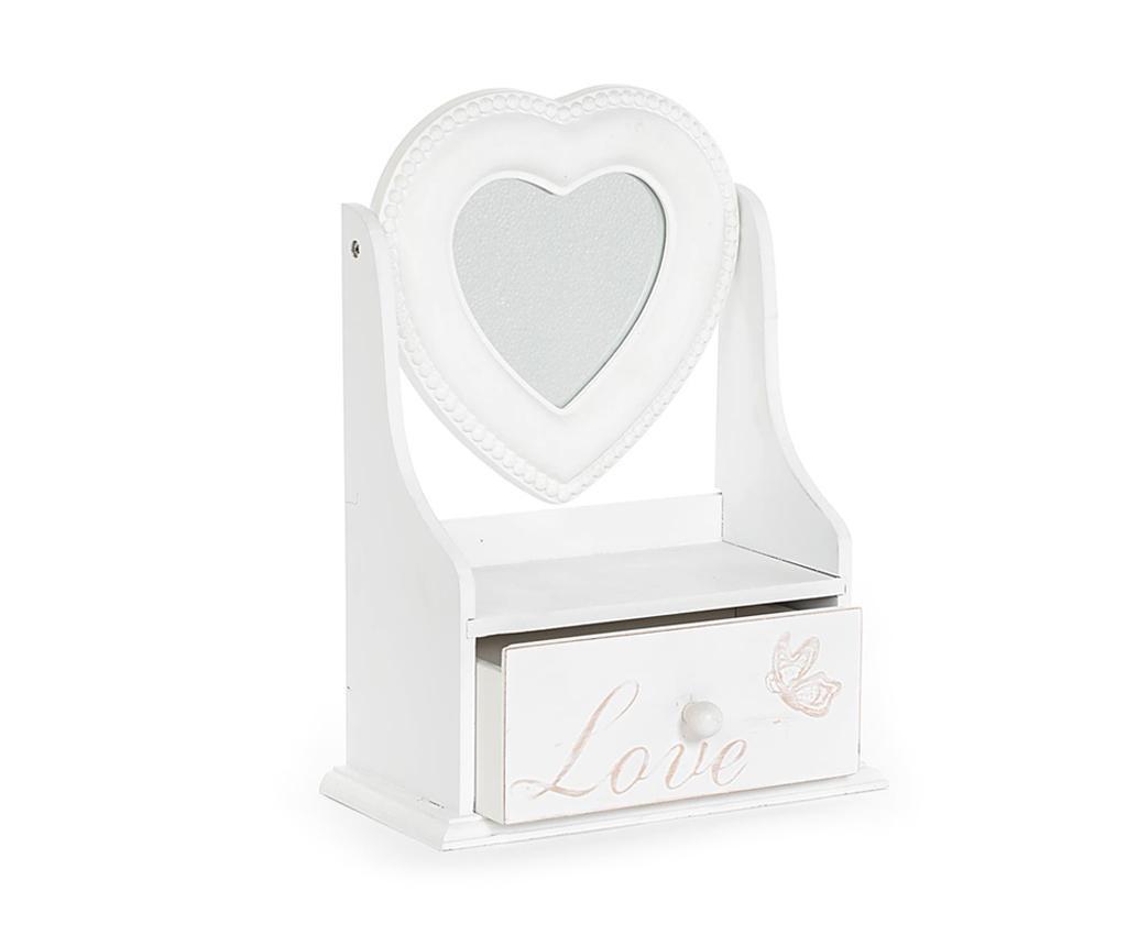 Škatla za nakit Love