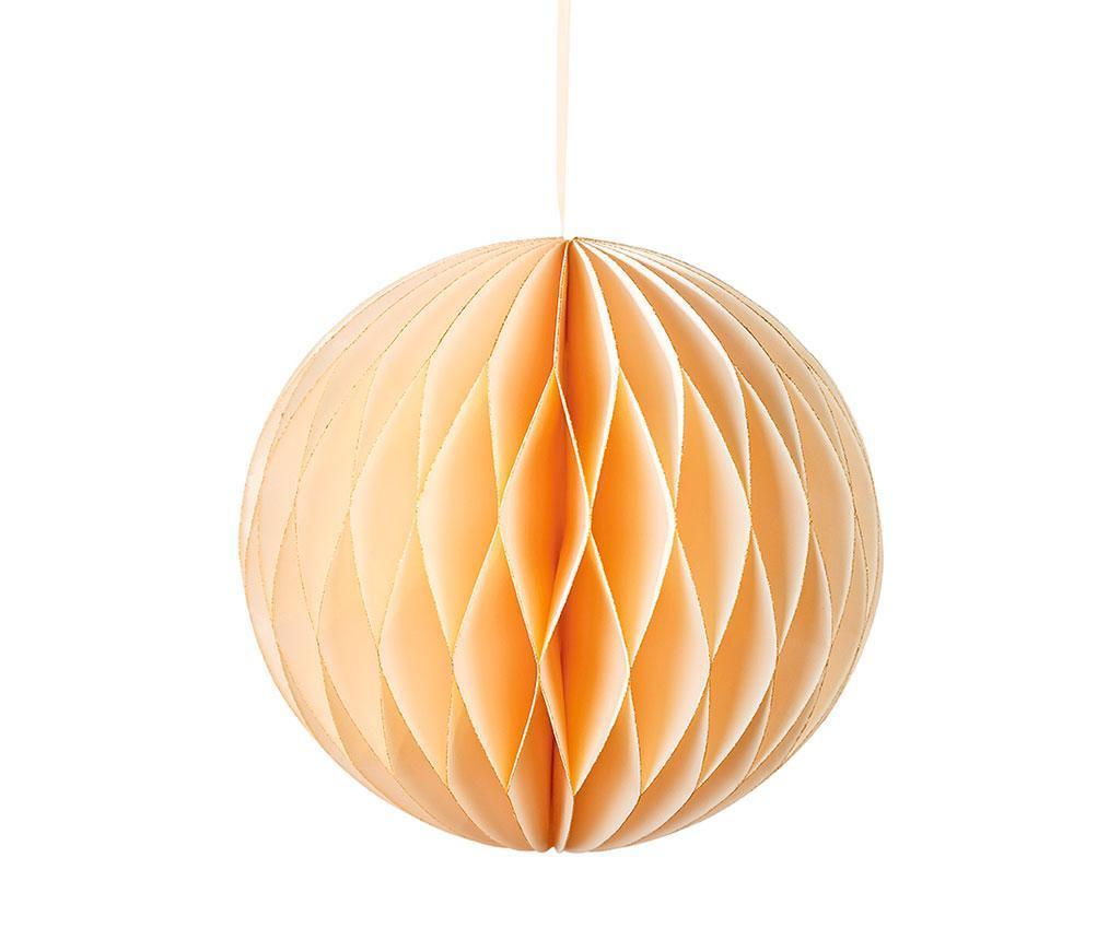 Decadent Honeycomb Cream Felfüggeszthető dekoráció
