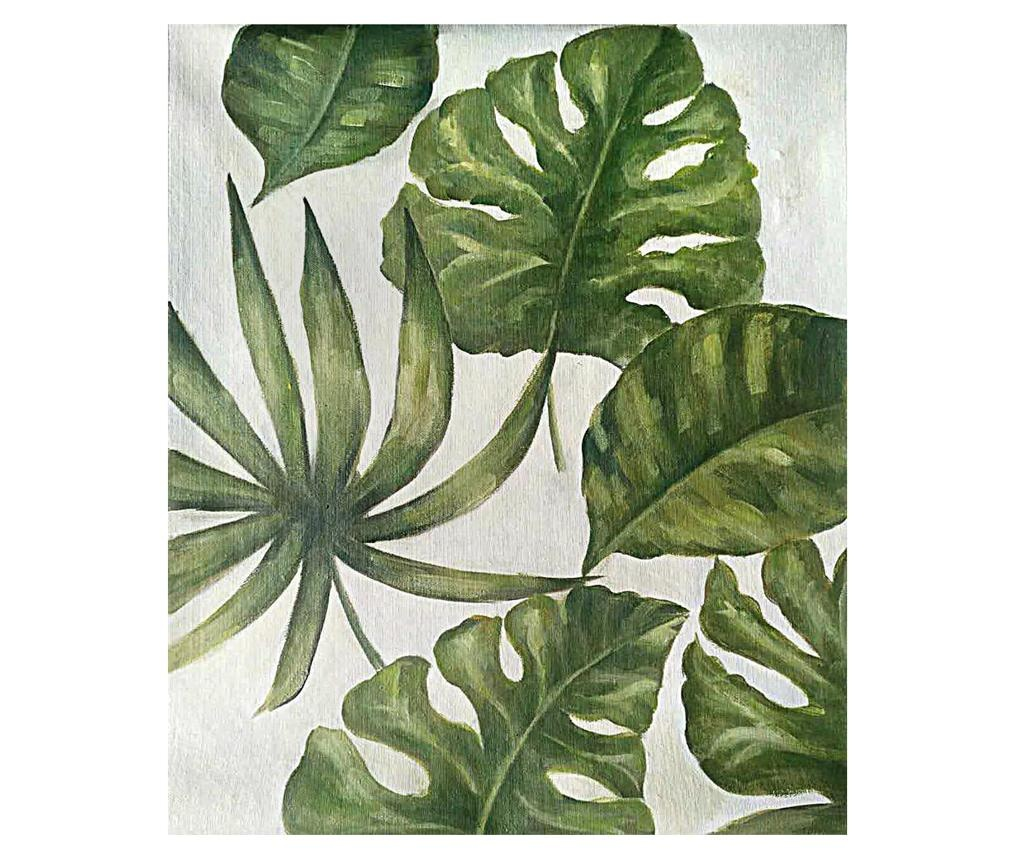 Slika Palm Leaves 50x60 cm