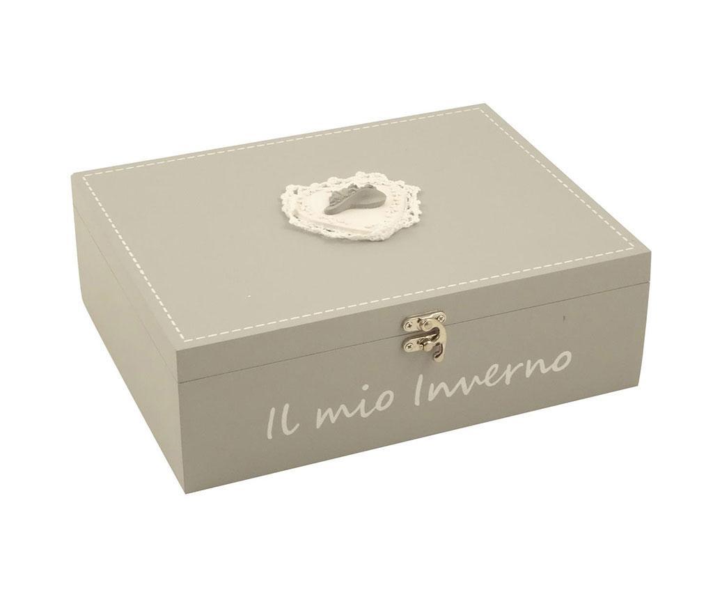 Kutija s poklopcem Inverno