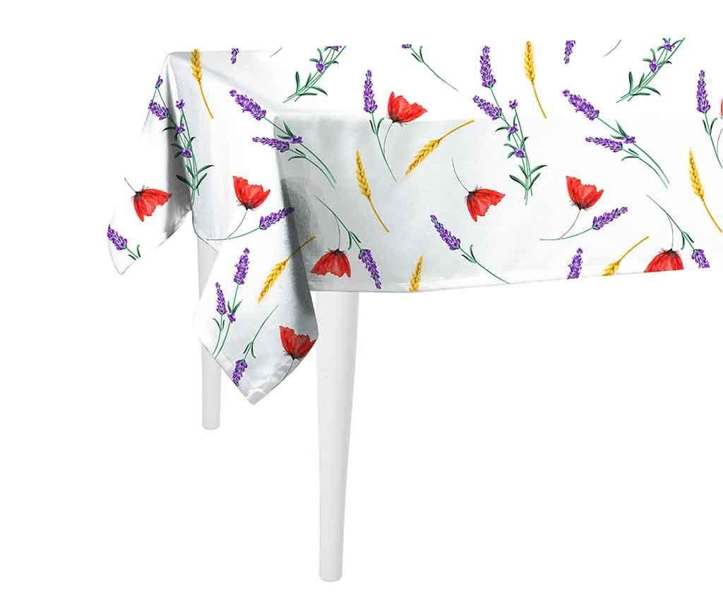 Fata de masa Sunny Flowers 140x180 cm